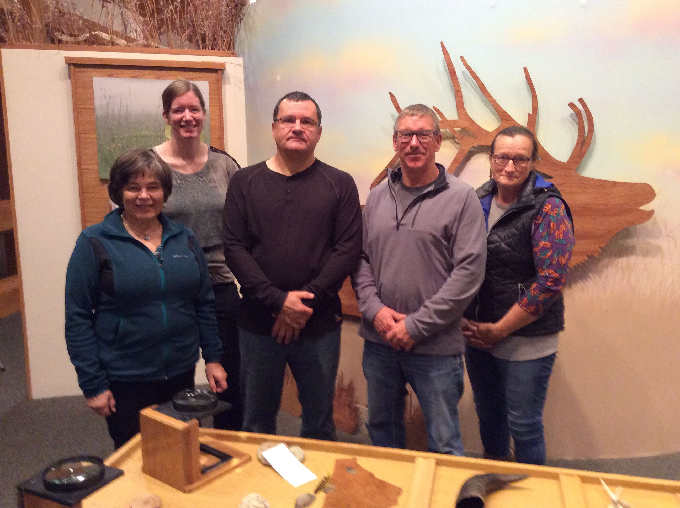 Conservation Board members
