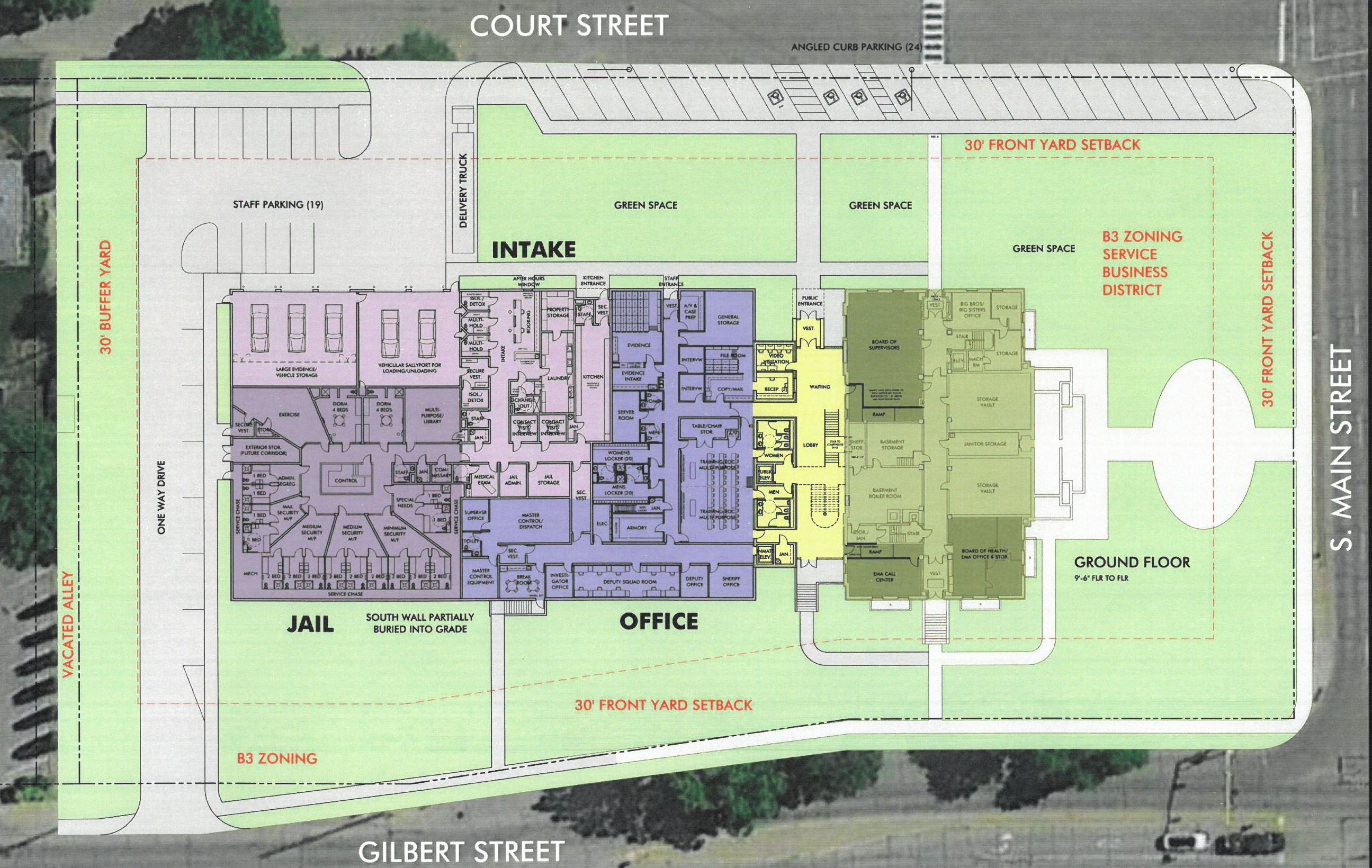 Law Enforcement Center Courthouse Updates Project Floyd County Ia Official Website