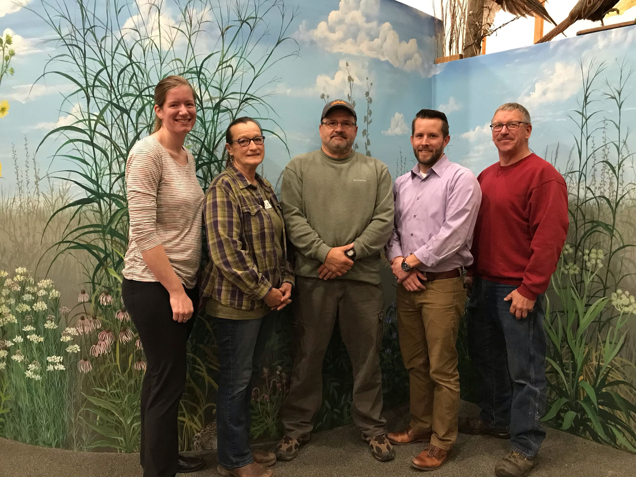 Floyd Co. Conservation Board members