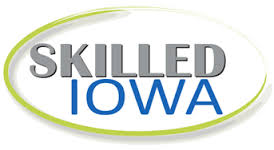 Skilled Iowa logo